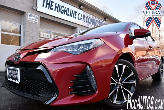 2017 Toyota Corolla SE Waterbury, Connecticut