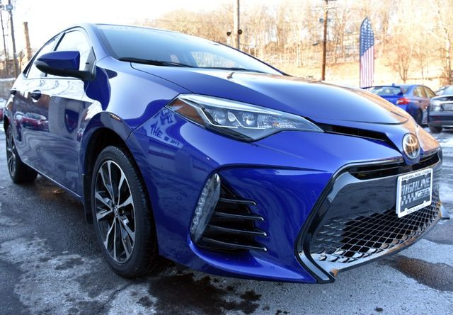 2017 Toyota Corolla SE Waterbury, Connecticut 8