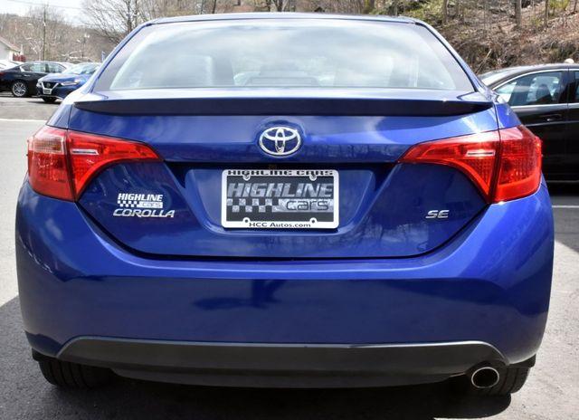 2017 Toyota Corolla SE Waterbury, Connecticut 4