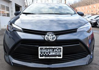 2017 Toyota Corolla LE CVT Automatic (Natl) Waterbury, Connecticut 8
