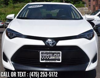 2017 Toyota Corolla LE Waterbury, Connecticut 7