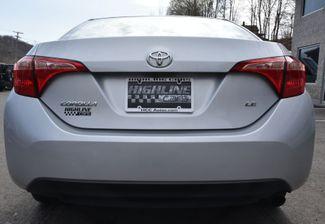 2017 Toyota Corolla LE CVT Automatic (Natl) Waterbury, Connecticut 4