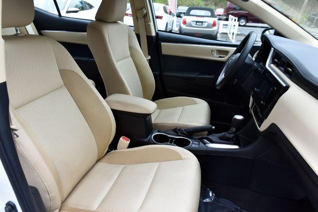 2017 Toyota Corolla LE Waterbury, Connecticut 16