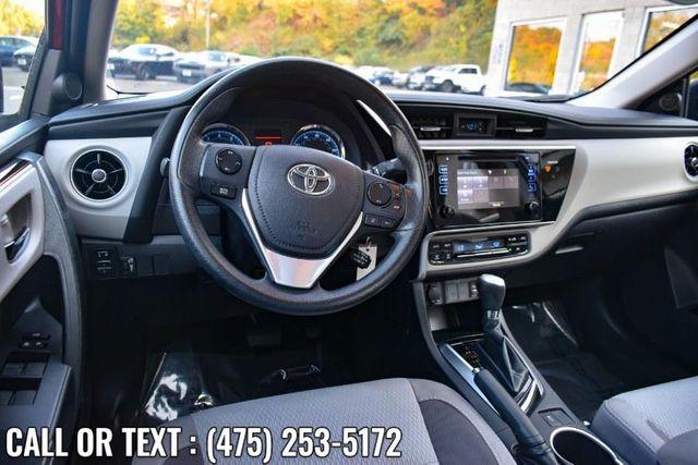 2017 Toyota Corolla LE Waterbury, Connecticut 11