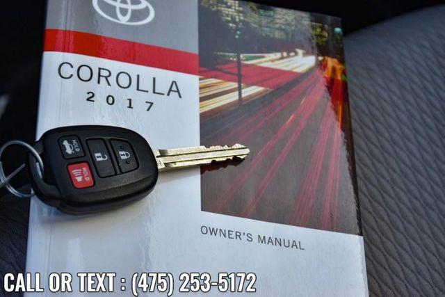 2017 Toyota Corolla LE Waterbury, Connecticut 26