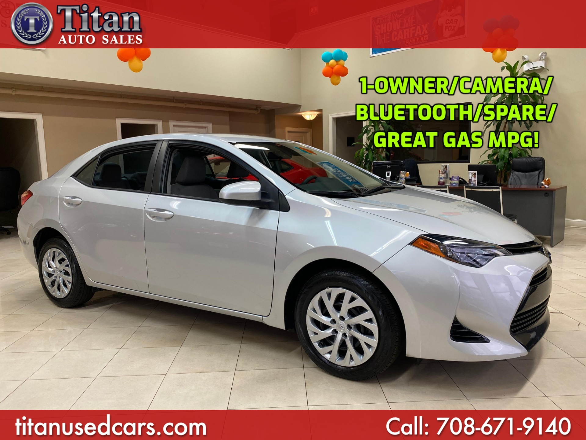 Used Toyota Corolla Worth Il
