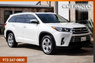 2017 Toyota Highlander Limited in Addison, TX 75001