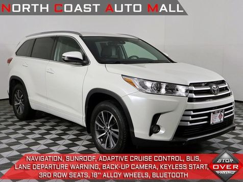 2017 Toyota Highlander XLE in Cleveland, Ohio