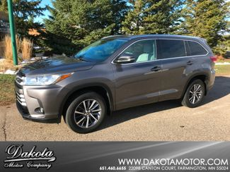 2017 Toyota Highlander XLE Farmington, MN