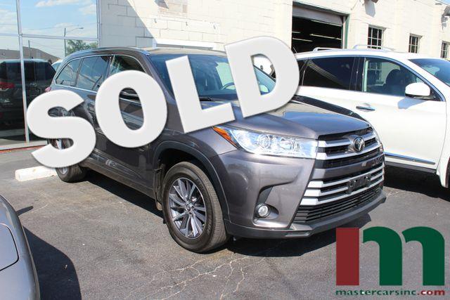 2017 Toyota Highlander XLE   Granite City, Illinois   MasterCars Company Inc. in Granite City Illinois