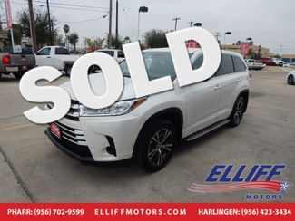 2017 Toyota Highlander LE in Harlingen, TX 78550