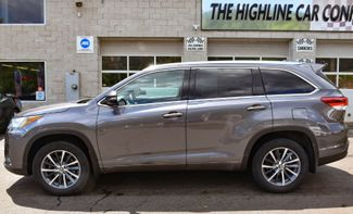 2017 Toyota Highlander XLE Waterbury, Connecticut 2