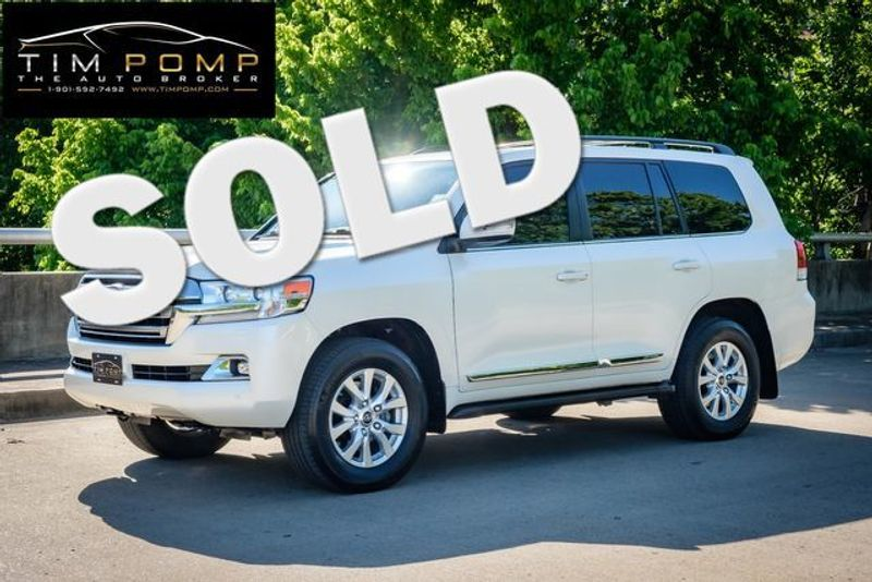 2017 Toyota Land Cruiser  | Memphis, Tennessee | Tim Pomp - The Auto Broker in Memphis Tennessee