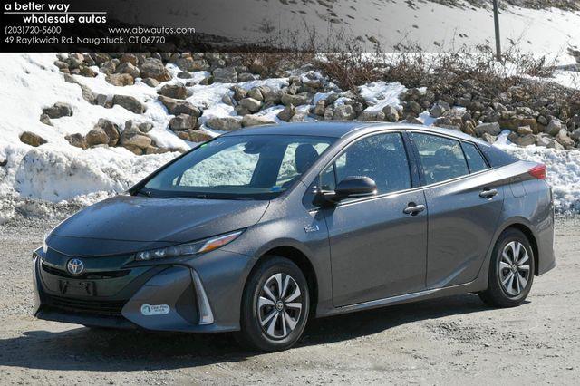 2017 Toyota Prius Prime Premium Naugatuck, Connecticut
