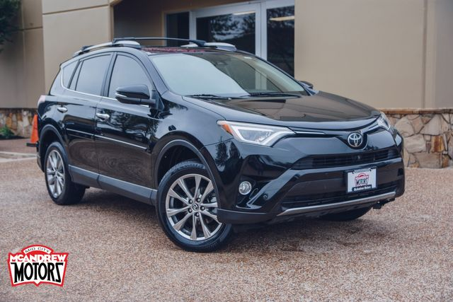 2017 Toyota RAV4 Limited Edition