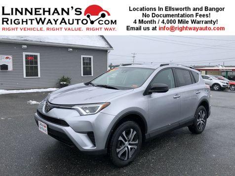 2017 Toyota RAV4 LE in Bangor