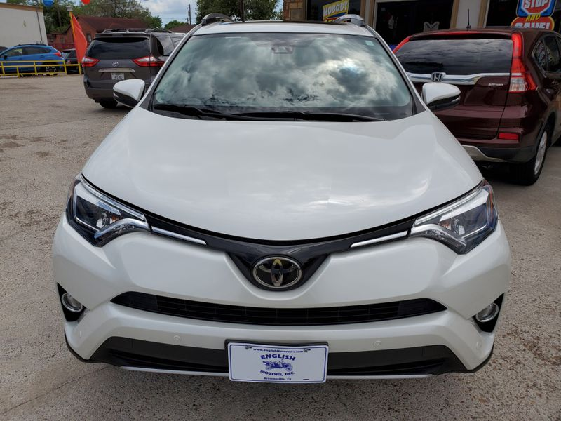 2017 Toyota RAV4 Limited  Brownsville TX  English Motors  in Brownsville, TX