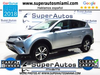 2017 Toyota RAV4 XLE with Sunroof in Doral, FL 33166