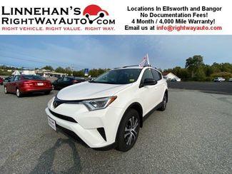 2017 Toyota RAV4 LE in Bangor, ME 04401