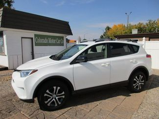 2017 Toyota RAV4 LE in Fort Collins, CO 80524