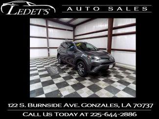 2017 Toyota RAV4 LE - Ledet's Auto Sales Gonzales_state_zip in Gonzales