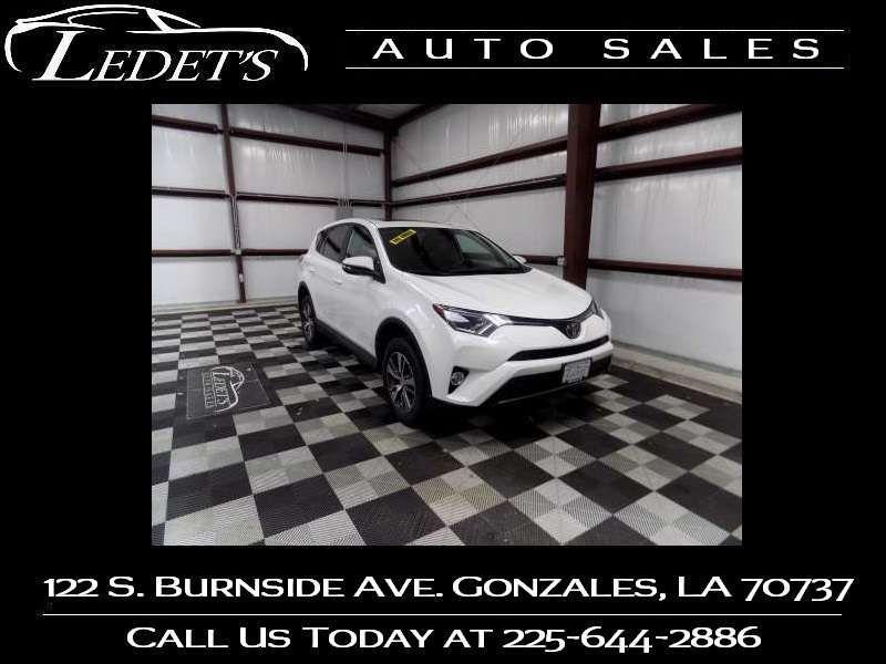 2017 Toyota RAV4 XLE - Ledet's Auto Sales Gonzales_state_zip in Gonzales Louisiana