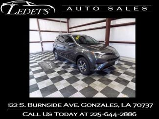 2017 Toyota RAV4 XLE in Gonzales, Louisiana 70737