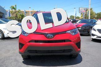 2017 Toyota RAV4 LE Hialeah, Florida