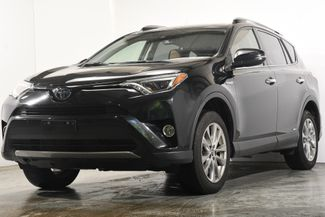 2017 Toyota RAV4 Hybrid Limited in Branford, CT 06405