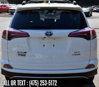 2017 Toyota RAV4 Hybrid XLE Waterbury, Connecticut 4