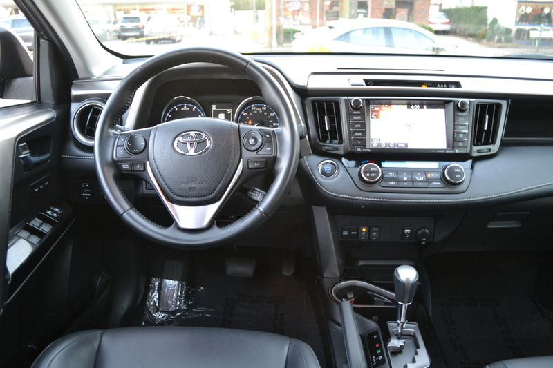 2017 Toyota RAV4 Limited  city New  Father  Son Auto Corp   in Lynbrook, New