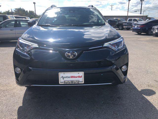 2017 Toyota RAV4 Platinum Edition in Marble Falls, TX 78654