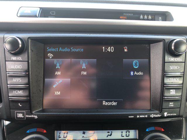 2017 Toyota RAV4 Platinum Edition in Marble Falls TX, 78654