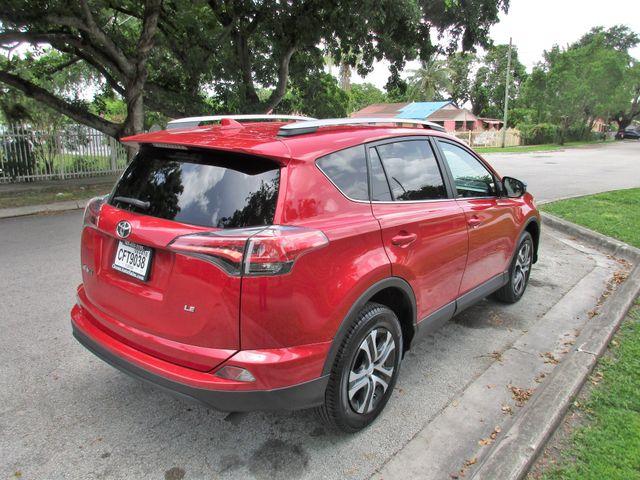 2017 Toyota RAV4 LE Miami, Florida 4