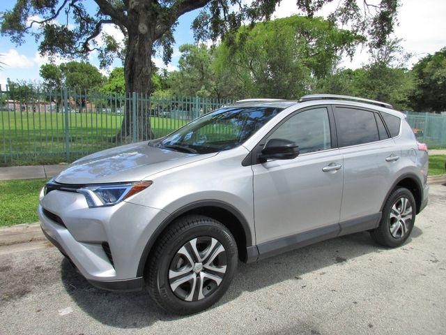 2017 Toyota RAV4 LE Miami, Florida