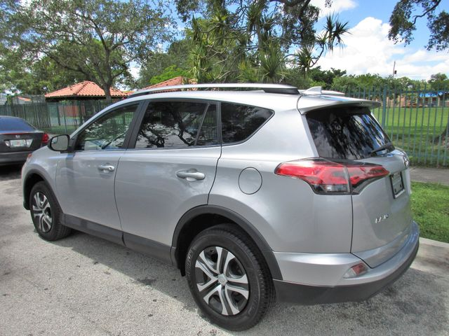 2017 Toyota RAV4 LE Miami, Florida 2