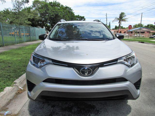 2017 Toyota RAV4 LE Miami, Florida 6