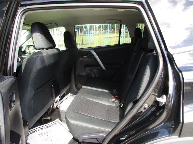 2017 Toyota RAV4 LE Miami, Florida 10