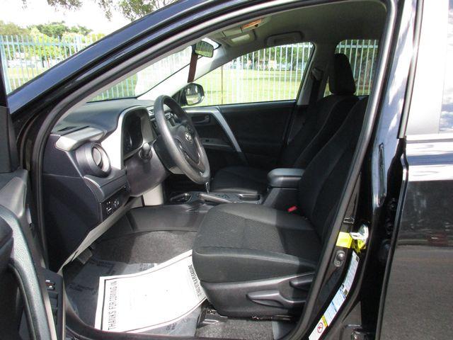 2017 Toyota RAV4 LE Miami, Florida 8