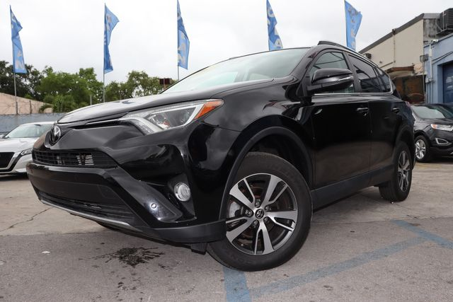 2017 Toyota RAV4 XLE in Miami, FL 33142