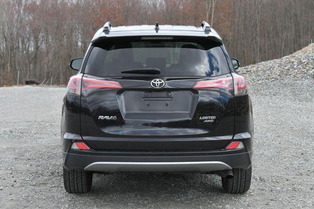 2017 Toyota RAV4 Limited Naugatuck, Connecticut 5