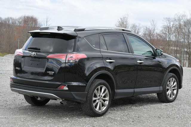 2017 Toyota RAV4 Limited Naugatuck, Connecticut 6