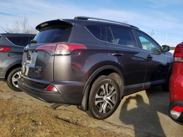 2017 Toyota RAV4 LE Newport, VT 1