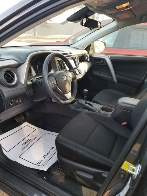 2017 Toyota RAV4 LE Newport, VT 2