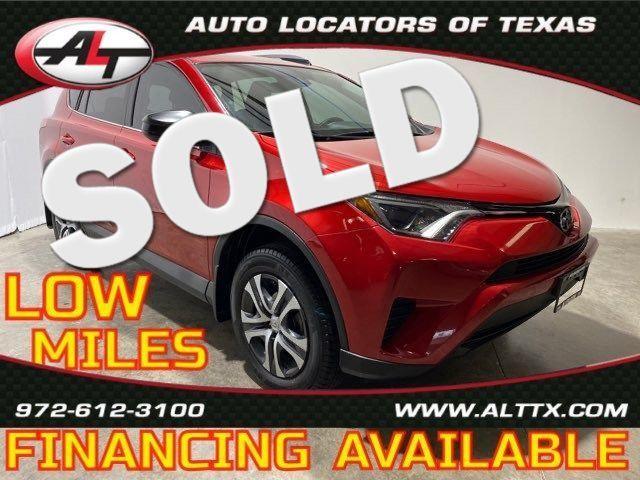 2017 Toyota RAV4 in Plano TX