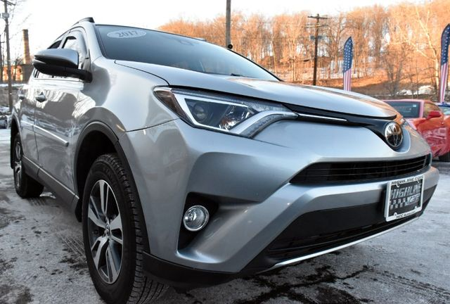 2017 Toyota RAV4 XLE Waterbury, Connecticut 8