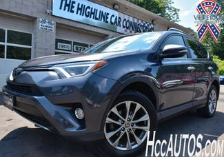 2017 Toyota RAV4 Limited Waterbury, Connecticut