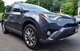 2017 Toyota RAV4 Limited Waterbury, Connecticut 7
