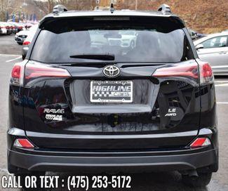 2017 Toyota RAV4 LE Waterbury, Connecticut 3