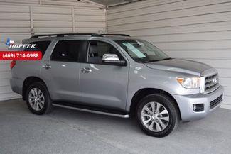 2017 Toyota Sequoia Limited in McKinney Texas, 75070